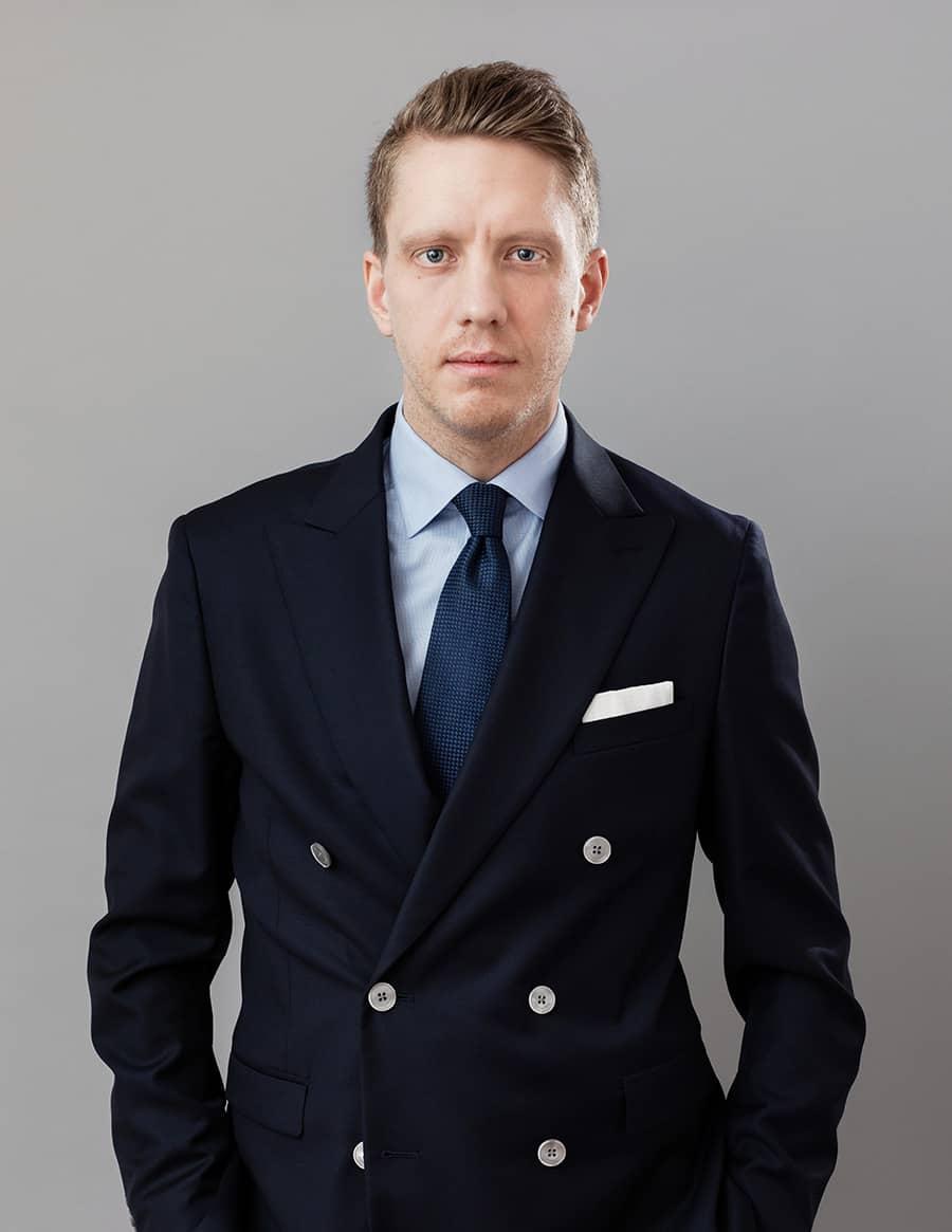 Nils Svantemark Advokatfirman Defens